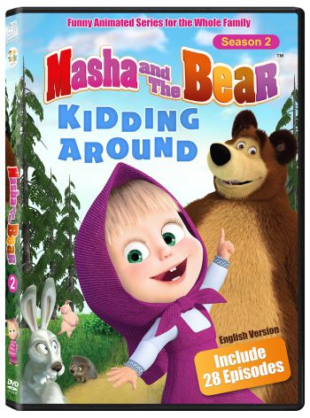 Masha and the Bear Season 2