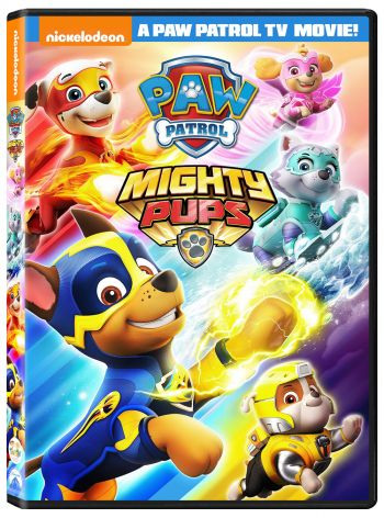 Paw Patrol Mighty Pups Movie