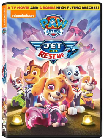 Paw Patrol Jet to the Rescue Movie